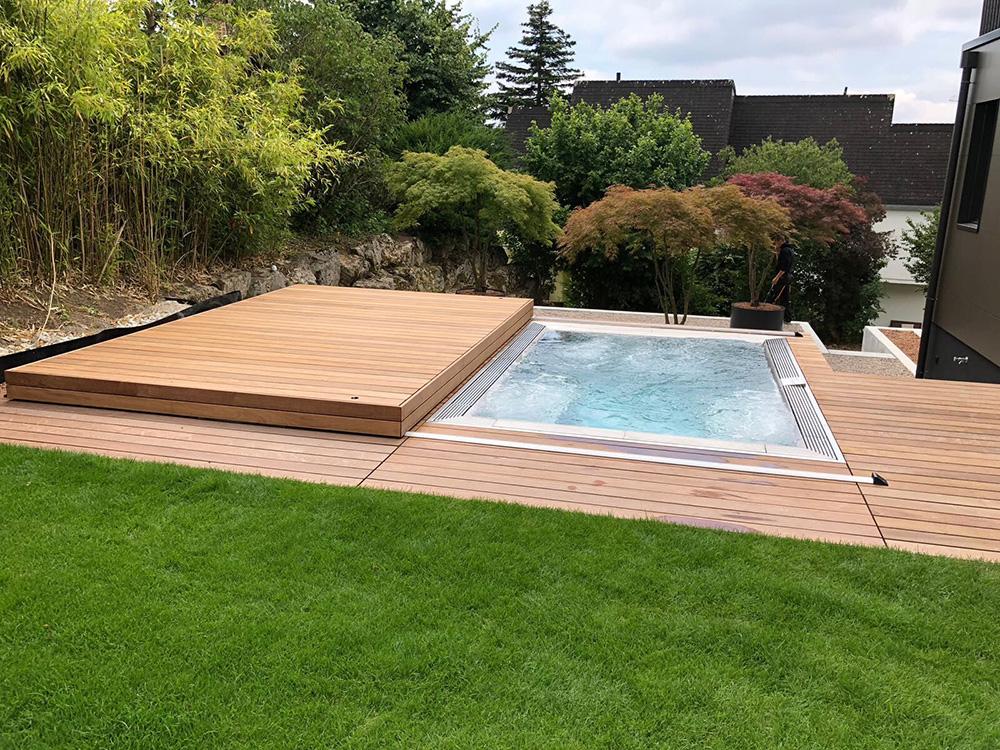 BE PISCINES créateur et constructeur de piscines, spas ...